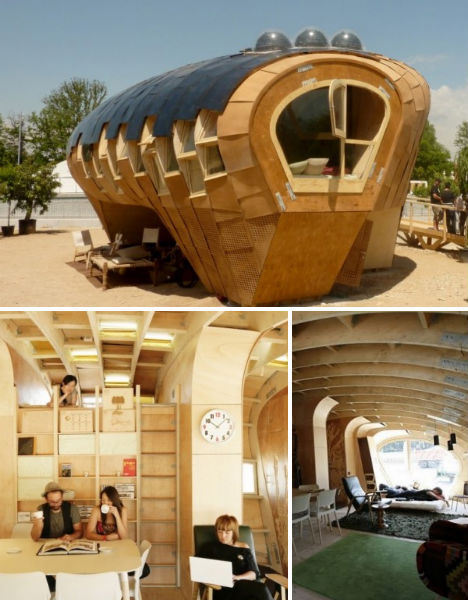 Tucson Eco Village concept housing - dream big for the future